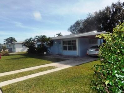 357 E Lake Road, Palm Springs, FL 33461 - MLS#: RX-10389870