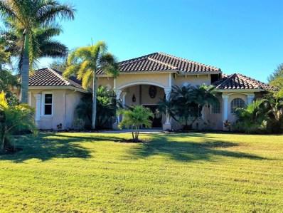 2002 SW Laredo Street, Palm City, FL 34990 - MLS#: RX-10389912