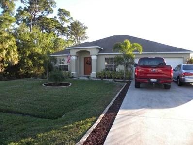1137 SW Ithaca Street, Port Saint Lucie, FL 34983 - MLS#: RX-10389919