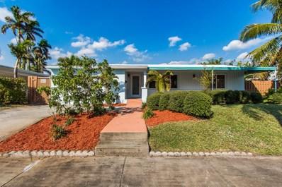 235 30th Street, West Palm Beach, FL 33407 - MLS#: RX-10389981