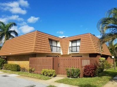825 Center Street UNIT 35a, Jupiter, FL 33458 - MLS#: RX-10390012