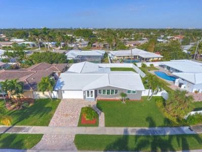 5911 NE 21 Drive, Fort Lauderdale, FL 33308 - MLS#: RX-10390192