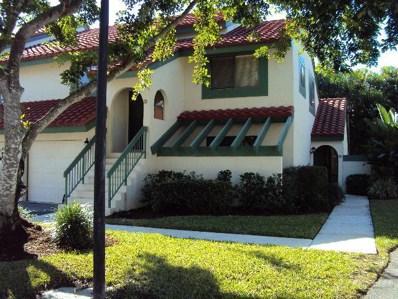 13 Lexington Lane E UNIT D, Palm Beach Gardens, FL 33418 - MLS#: RX-10390259