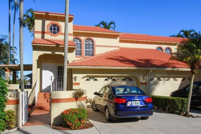 7661 MacKenzie Court UNIT 421, Lake Worth, FL 33467 - MLS#: RX-10390272