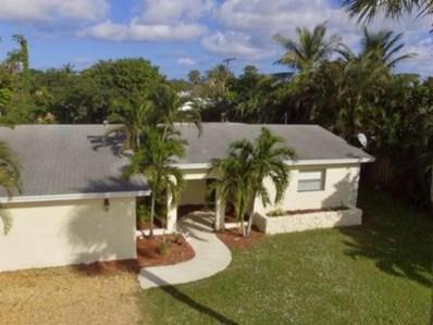 9744 Dahlia Avenue, Palm Beach Gardens, FL 33410 - MLS#: RX-10390276