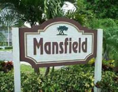 166 Mansfield D, Boca Raton, FL 33434 - MLS#: RX-10390334