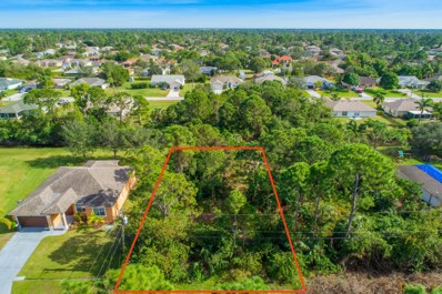 3413 SW Englewood Street, Port Saint Lucie, FL 34953 - MLS#: RX-10390435