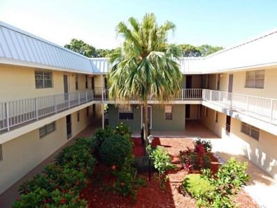 2302 Sunrise Boulevard UNIT 2-206, Fort Pierce, FL 34982 - MLS#: RX-10390504