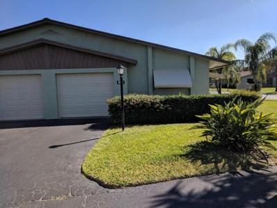 1712 Palmland Drive, Boynton Beach, FL 33436 - MLS#: RX-10390573