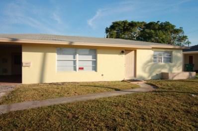 320 W 23rd Street, Riviera Beach, FL 33404 - MLS#: RX-10390673