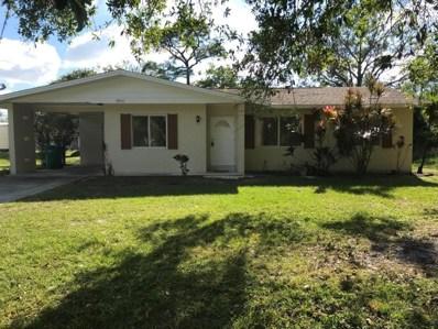 7801 Banyan Street, Fort Pierce, FL 34951 - MLS#: RX-10390678