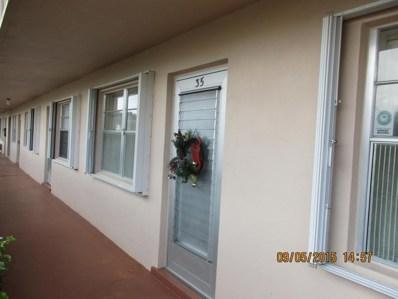 35 Hastings C, West Palm Beach, FL 33417 - MLS#: RX-10390709