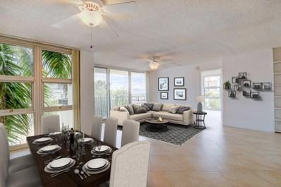 525 N Ocean Boulevard UNIT 414, Pompano Beach, FL 33062 - MLS#: RX-10390761