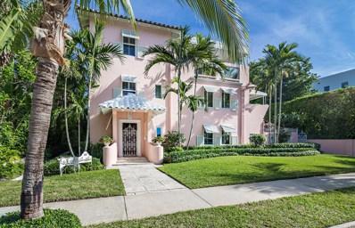 325 S Lake Drive UNIT 4, Palm Beach, FL 33480 - MLS#: RX-10390868
