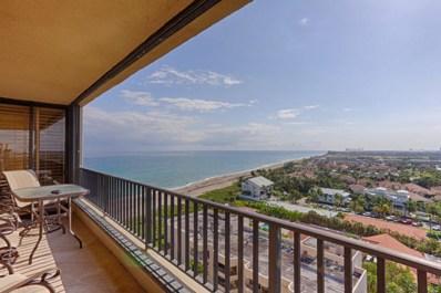 450 Ocean Drive UNIT Ph1, Juno Beach, FL 33408 - MLS#: RX-10390905