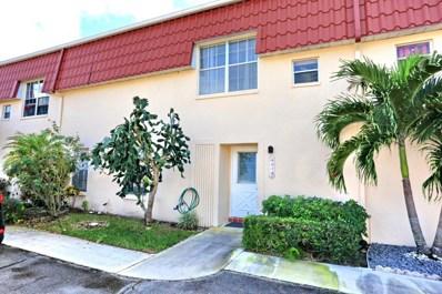 807 Nantucket Circle UNIT B, Lake Worth, FL 33467 - MLS#: RX-10390934