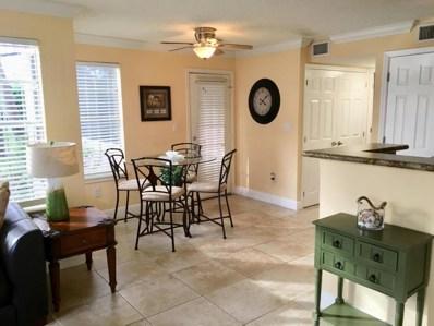 1335 Crystal Way UNIT I, Delray Beach, FL 33444 - MLS#: RX-10390947