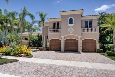 136 Via Verde Way, Palm Beach Gardens, FL 33418 - MLS#: RX-10391029