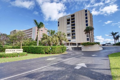 3009 S Ocean Boulevard UNIT 804, Highland Beach, FL 33487 - MLS#: RX-10391036