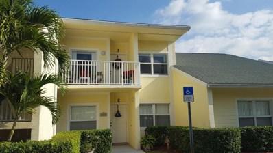 4210 Gator Trace Avenue UNIT J, Fort Pierce, FL 34982 - MLS#: RX-10391044