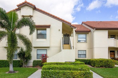 5911 Parkwalk Drive UNIT 621, Boynton Beach, FL 33472 - MLS#: RX-10391126