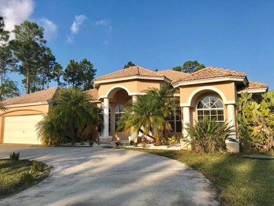 2251 SW Savage Boulevard, Port Saint Lucie, FL 34953 - MLS#: RX-10391255