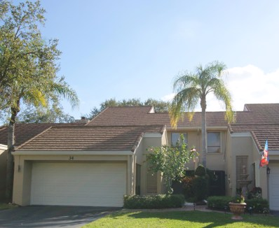 34 Balfour Road W, Palm Beach Gardens, FL 33418 - MLS#: RX-10391304