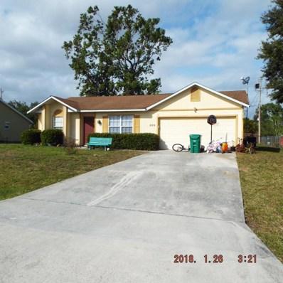 809 McCracken, Port Saint Lucie, FL 34953 - MLS#: RX-10391364