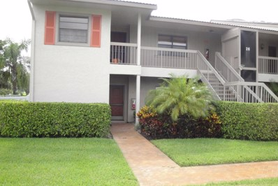26 Eastgate Drive UNIT #A, Boynton Beach, FL 33436 - MLS#: RX-10391491