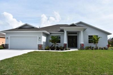 4183 SW Spickler Street, Port Saint Lucie, FL 34953 - MLS#: RX-10391510