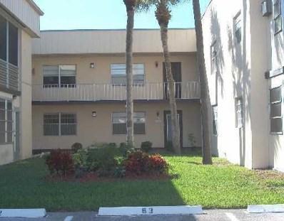 622 Burgundy M, Delray Beach, FL 33484 - MLS#: RX-10391530