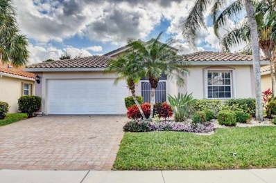 7138 Catania Drive, Boynton Beach, FL 33472 - MLS#: RX-10391618