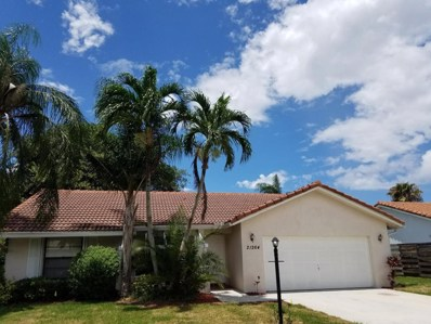 21264 Hazelwood Lane, Boca Raton, FL 33486 - MLS#: RX-10391719