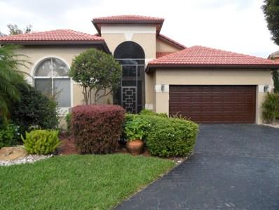 6130 Terra Mere Circle, Boynton Beach, FL 33437 - MLS#: RX-10391724