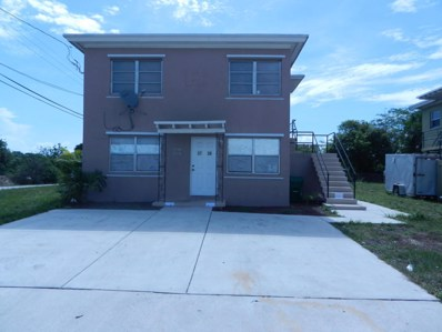 3740 Avenue S, Riviera Beach, FL 33404 - MLS#: RX-10391746