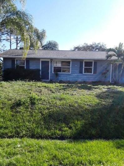307 NW La Playa Street, Port Saint Lucie, FL 34983 - MLS#: RX-10391833
