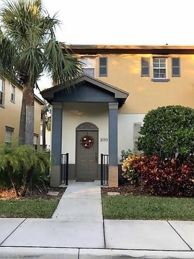 2155 SE Destin Drive, Port Saint Lucie, FL 34952 - MLS#: RX-10391955