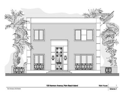 125 Hammon Avenue, Palm Beach, FL 33480 - MLS#: RX-10392040