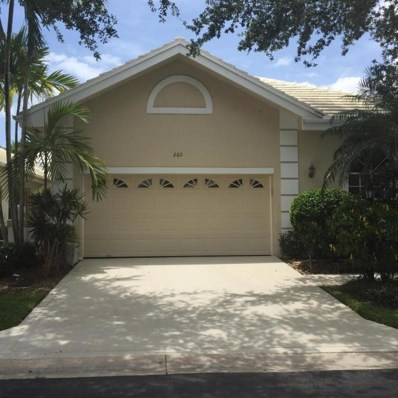 260 Canterbury Drive W, Palm Beach Gardens, FL 33418 - MLS#: RX-10392046