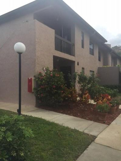 21547 Cypress Hammock Drive UNIT 42a, Boca Raton, FL 33428 - MLS#: RX-10392105