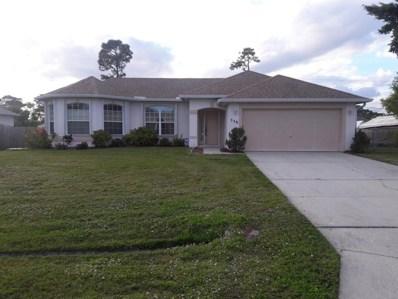 338 NW Friar Street, Port Saint Lucie, FL 34983 - MLS#: RX-10392132