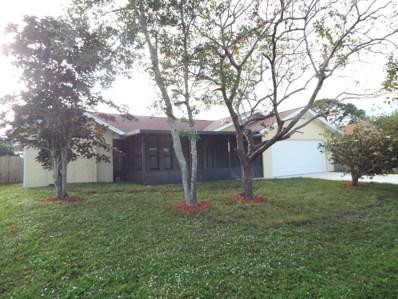 1130 SE Puritan Lane, Port Saint Lucie, FL 34983 - MLS#: RX-10392195