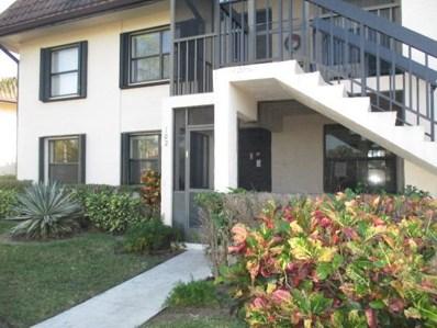 7166 Golf Colony Court UNIT 102, Lake Worth, FL 33467 - MLS#: RX-10392247