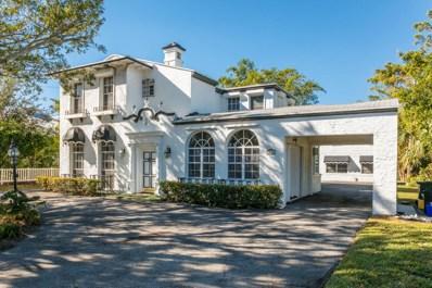 1616 N Swinton Avenue, Delray Beach, FL 33444 - MLS#: RX-10392260