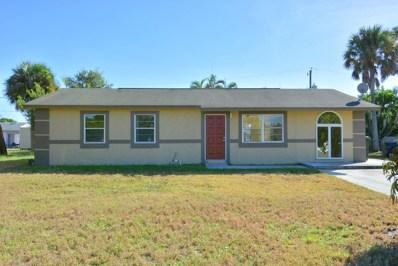 912 E 8th Street, Stuart, FL 34994 - MLS#: RX-10392279