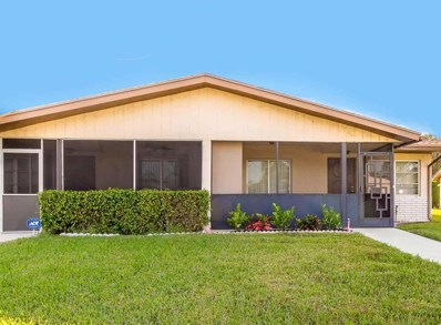 14761 Edna Way, Delray Beach, FL 33484 - MLS#: RX-10392360