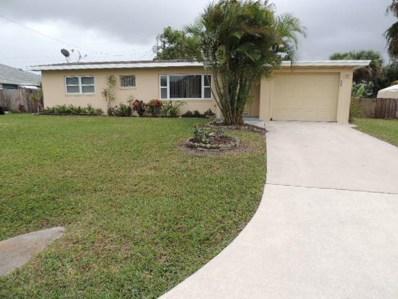758 Oak Street, Port Saint Lucie, FL 34952 - MLS#: RX-10392409