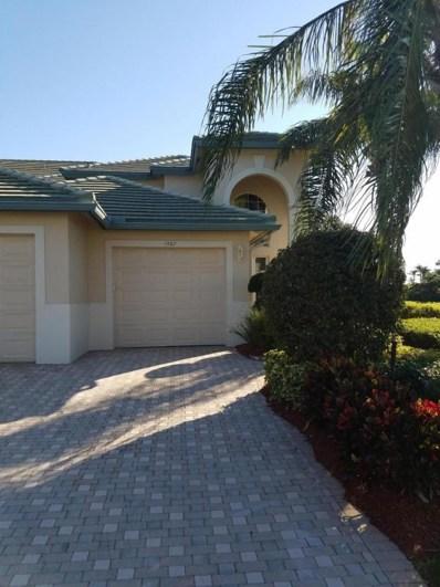 1487 SE Prestwick Lane UNIT 10, Port Saint Lucie, FL 34952 - MLS#: RX-10392427