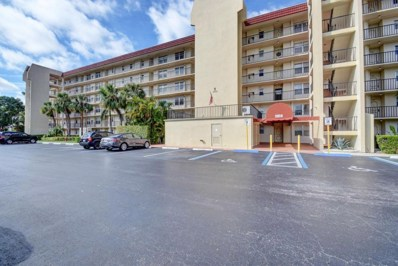 3959 Via Poinciana UNIT 405, Lake Worth, FL 33467 - MLS#: RX-10392436