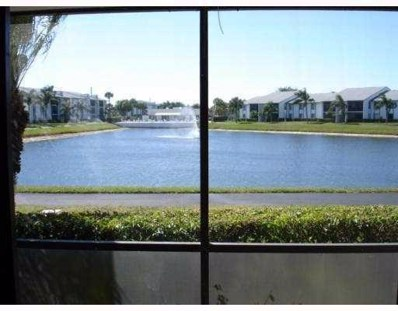 1108 Green Pine Boulevard UNIT G1, West Palm Beach, FL 33409 - MLS#: RX-10392482
